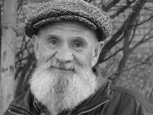 Мой родной, любимый дед