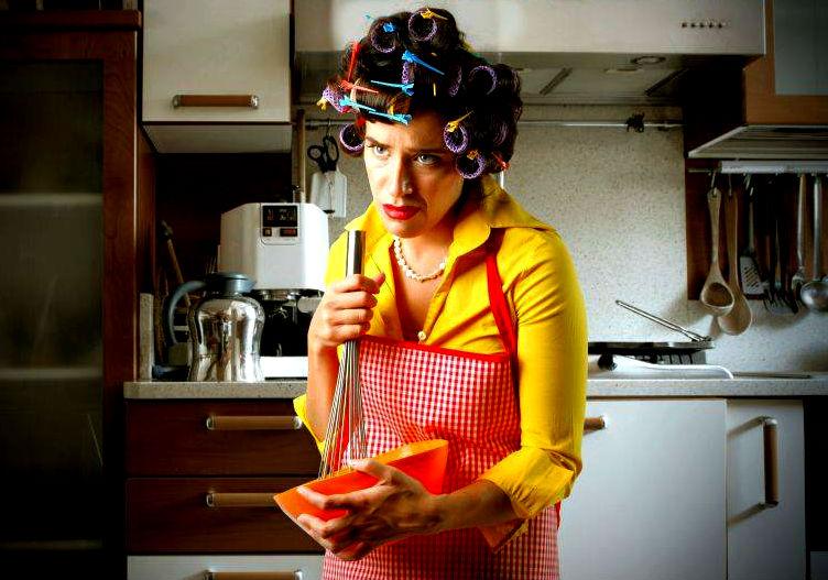 «Я в кухарки не нанималась»— сказала мне жена после свадьбы