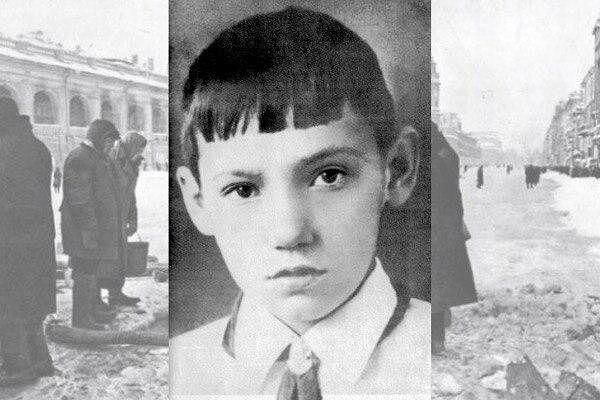Дневник Юры Рябинкина: самый страшный документ блокадного Ленинграда
