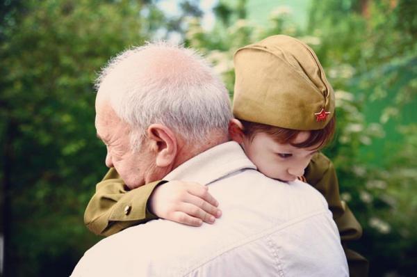Дедушкин урок
