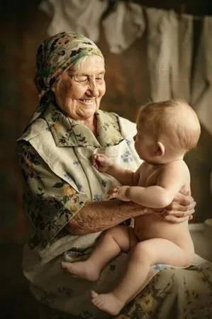 Бабушкин голос