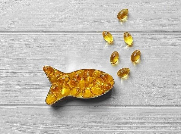Рыбий жир и рыбный жир