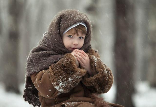 Младшая дочь Петровых
